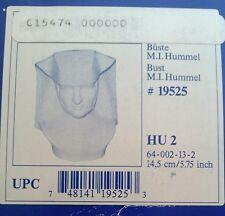 HUMMEL GOEBEL FIGURINE Hu2 Sister Maria NUN BUST Krobeck new in box antique real
