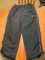Nike Dri-Fit Men's Track Pants Black Size Large