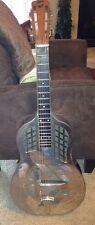 1929 National Tri Cone Guitar.