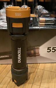 Brand new - Duracell Durabeam Ultra 550 Lumen Compact Torch-Aluminium Tough Case