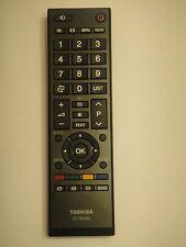 neuve véritable télécommande de téléviseur Toshiba ct-90336 ct90336 29p1300dg
