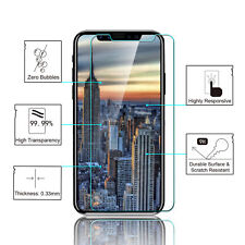 For iPhone 8 Plus/8 X 7 Plus/7 Screen Protector, GLAS.tR Tempered Glass