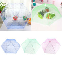 Foldable Food Umbrella Cover Fly Wasp Insect Net  Mesh Net  KüchenNEU~ neu.