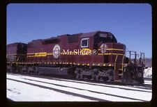 Original Slide DMIR Missabe Special ISO 9002 Paint SD38-2 9002 In 2002