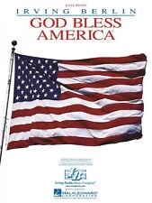 God Bless America Sheet Music Easy Piano NEW Irving Berlin 000110122