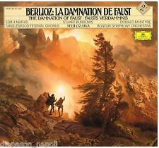 Berlioz: La Damnation de Faust / Ozawa, Mathis, Burrows, McIntyre - LP Vinyl 33