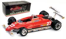 Brumm R272 FERRARI 126C2 TURBO Long Beach USA GP 1982-G VILLENEUVE 1 / 43