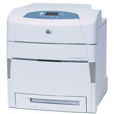 HP Colour Laser 5550dn 5550 A3 A4 Network Ready Colour Laser Printer + Warranty