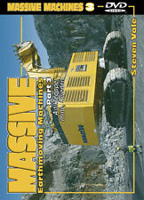 DVD - Massive Earthmoving Machines Part 3-Keith Haddock