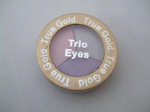 True Gold Trio Eyes Purples Mix New
