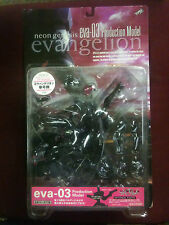 Neon Genesis Evangelion Ultra Poseable Eva-03 Production Model Figure NIB