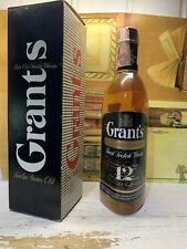 Whisky Grant's '60 12 Years Imp.Gancia & Savas 75cl 43%
