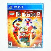 LEGO The Incredibles: Playstation 4 [Brand New] PS4