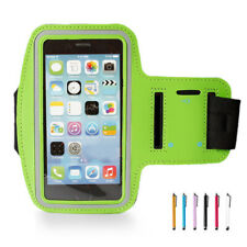 Case For Samsung Apple Phones Armband Case Sport GYM Running Exercise Arm Band