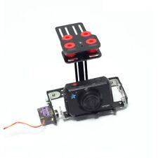 Vista prima persona singolo asse FOTOCAMERA CON MOTORE BRUSHLESS CON SUPPORTO SERVO Multi fotocamera per F450 RADIOCOMANDO DRONE