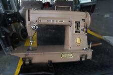 1956 Singer 301a Sewing Machine Shortbed RECENT Service VINTAGE SINGER 301A