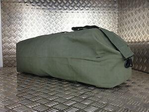British Army Style Kitbag / Duffle / Shoulder Bag - Green / OD - NEW  KB5