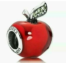 PANDORA SNOW WHITE APPLE DISNEY CHARM