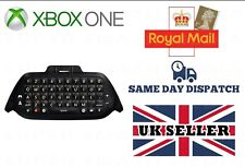 OFFICIAL GENUINE XBOX ONE CHATPAD KEYPAD CONTROLLER HEADSET ADAPTER MICROSOFT