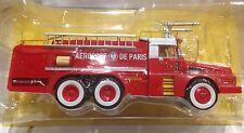 IXO SALVAT 1/43 Aeroport De París Willeme W8 Pompier Camiones De Bomberos
