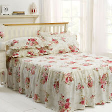 Microfiber French Country Decorative Quilts & Bedspreads