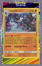 Lucario Holo - SL3:Ombres Ardentes - 71/147 - Carte Pokemon Neuve Française