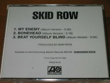 SKID ROW - My Enemy - 3 Track PROMO CD! RARE! Atlantic PRCD-6112 sebastian bach