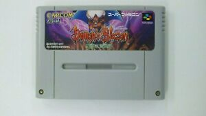 DEMON'S BLAZON   Nintendo Super Famicom japanese SFC SNES Japan USED