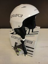 Salice Casco Fly candy white shiny ski snowboard helmet L NEW