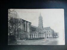 Cpa 31 TOULOUSE basilique saint sernin