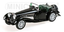 Bugatti Type 54 Roadster 1931 Black 1:18 Model 107110160 MINICHAMPS