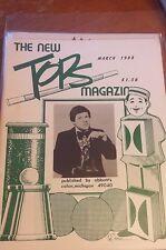 Vintage Abbott's New Tops  00004000 The Magazine Of Magic David Ginn 1988 Issue