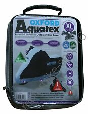 Oxford Aquatex Cover New Design Out/Indoor Motorcycle Cover XL Xlarge CV206