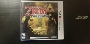 The Legend of Zelda: A Link Between Worlds (Nintendo 3DS, 2013)