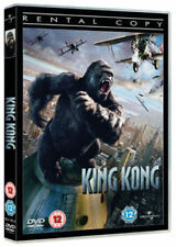 King Kong (DVD 2006)***JAW-DROPPINGLY BRILLIANT***Region 2. NEW & SEALED*****