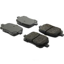 Disc Brake Pad Set Front Centric 106.07070