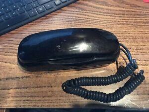Radio Shack Big Button Black Phone ET-3222 Single Line Corded 43-3224