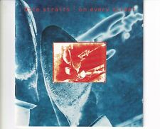 CD DIRE STRAITS	on every street	US EX+ (A5315)