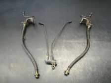 91 1991 SUZUKI LTF 250 QUAD RUNNER LTF-250 4WD BODY ENGINE HOSES CABLES MOUNT