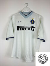 INTER MILAN 00/01 Away Football Shirt (L) Soccer Jersey Nike