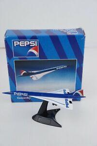 NEW Herpa Pepsi Concorde 1:500 Diecast Airplane 507011