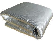 Hood Engine Firewall Block Heat Mat Sound Insulation Deadener Aluminum Foil Car