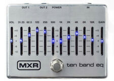 MXR M108S Ten Band EQ - FREE 2 DAY SHIP