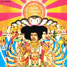 LP THE JIMI HENDRIX EXPERIENCE AXIS: BOLD AS LOVE VINYL PSYCH