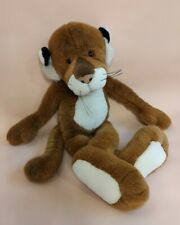 """Blenfield Toys Large Full Body Long Legs Tiger Hand Puppet Soft Plush Toy 24"""""""