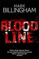 Blood Line, Billingham, Mark, Very Good Book