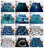 3D Shark Ocean Animal Duvet Cover Set Comforter Cover Pillowcase Quilt Cover