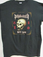 NEW - P.O.D. PAYABLE ON DEATH WILL YOU BAND / CONCERT / MUSIC T-SHIRT LARGE
