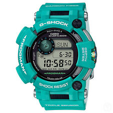 CASIO G-SHOCK FROGMAN Master of G Diver Marine Blue Watch GShock GWF-D1000MB-3
