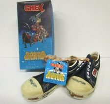 1978 Battlestar Galactica Sneakers & Display Shoe Box by Chex Cylon Starbuck